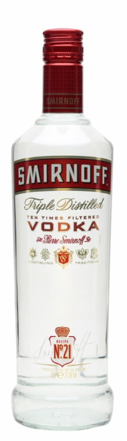 Image for SMIRNOFF RED 21
