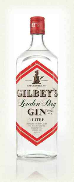 Image for GILBYS LONDON DRY
