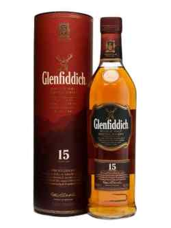 Image for GLENFIDDICH 15 YEAR SOLERA