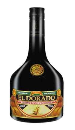 Image for EL DORADO RUM CREAM