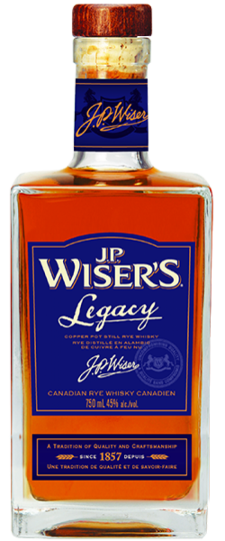 Image for WISERS LEGACY