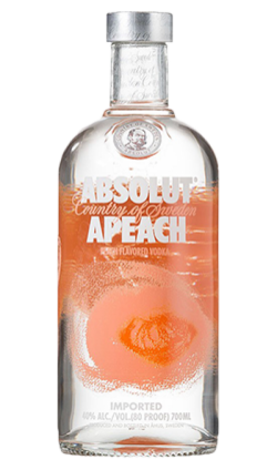 Image for ABSOLUT PEACH