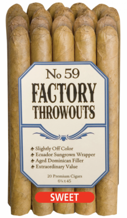 Image for FACTORY #59 NATURAL SWEET
