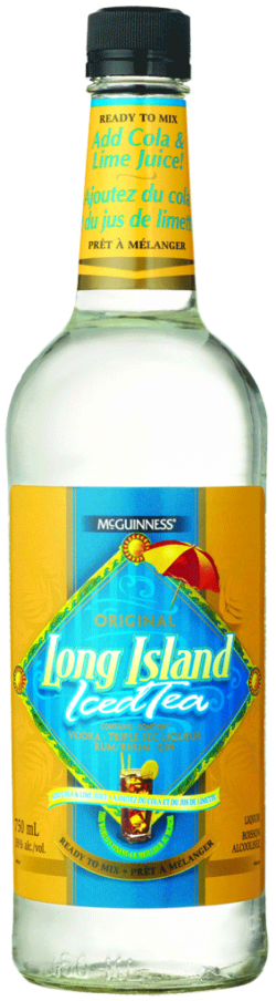 Image for LONG ISLAND TEA (MCGUINNESS)