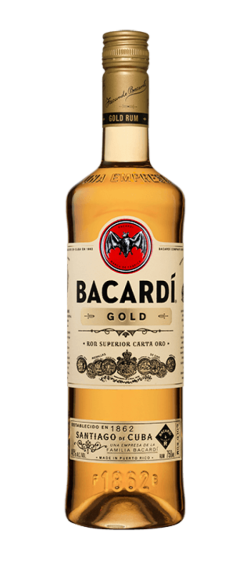 Image for BACARDI GOLD