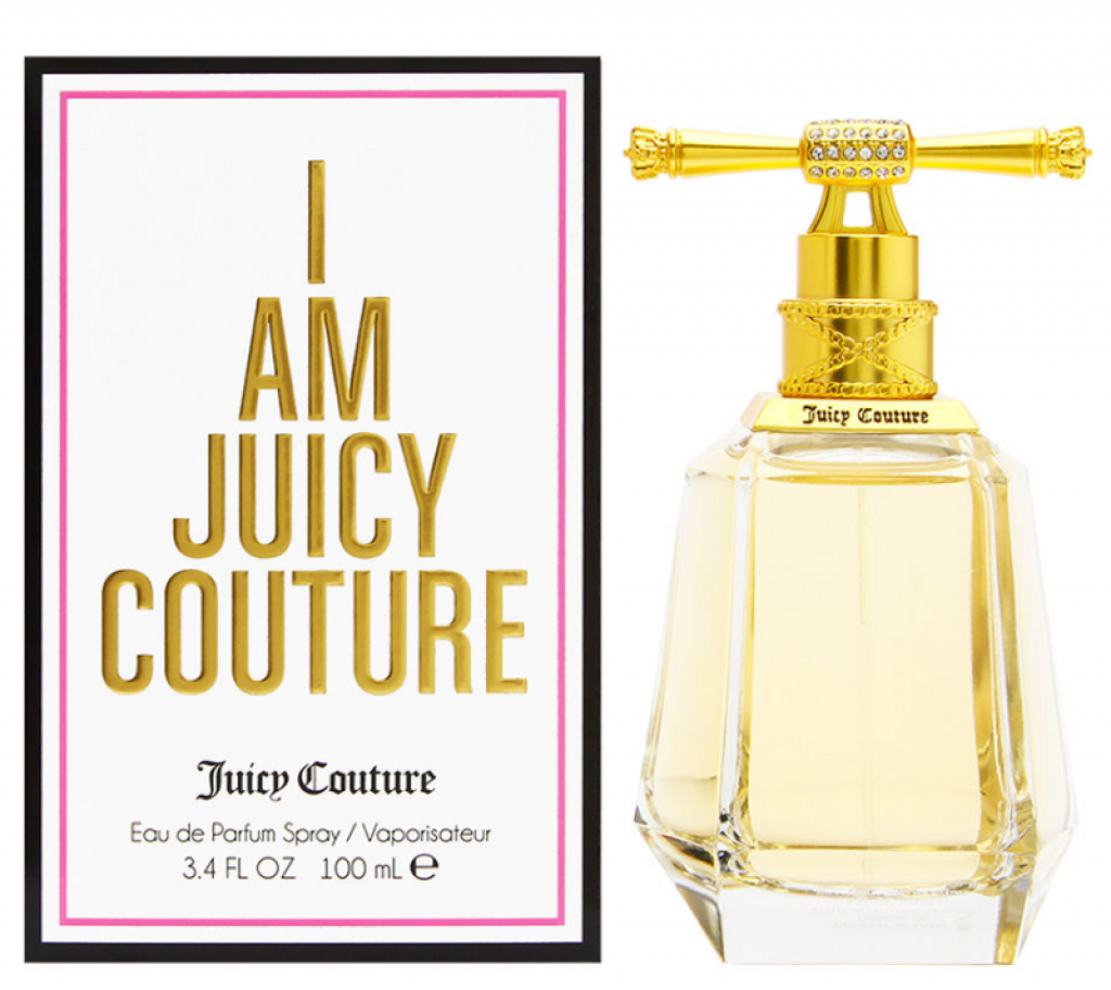 Thumbnail image for I AM JUICY COUTURE EDP