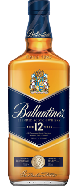 Image for BALLANTINES 12 YEAR