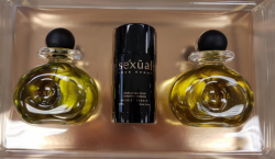 Image for SEXUAL MENS GOLD GIFT SET
