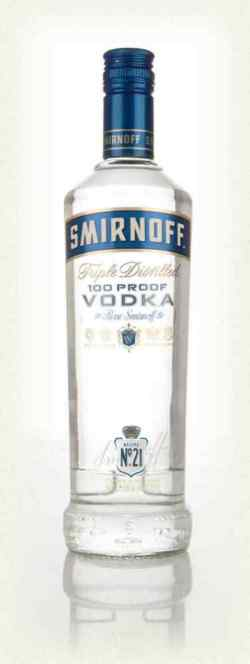Image for SMIRNOFF BLUE