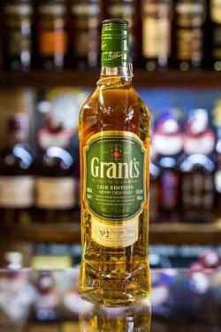 Image for GRANTS SHERRY CASK FINISH