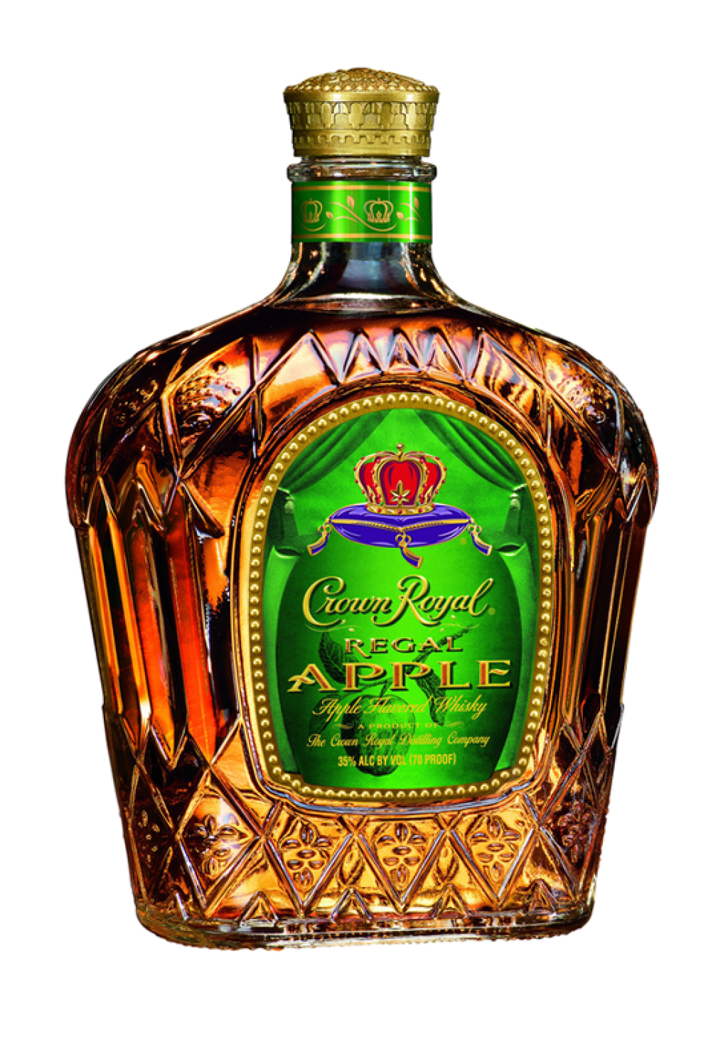 Thumbnail image for CROWN ROYAL APPLE