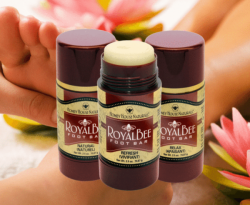 Image for ROYAL BEE FOOT BAR LOTION