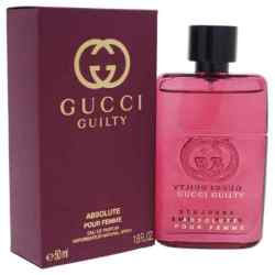 Image for GUCCI GUILTY ABSOLUTE POUR FEMME