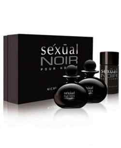 Image for SEXUAL NOIR SILVER 3 PC SET