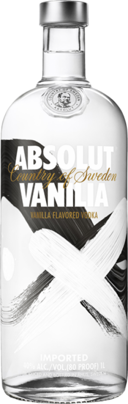 Image for ABSOLUT VANILLA