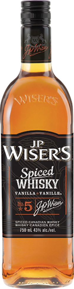 Image for WISERS SPICED VANILLA