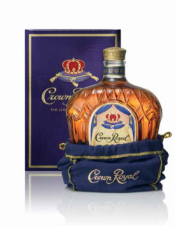 Image for CROWN ROYAL WITH BAG